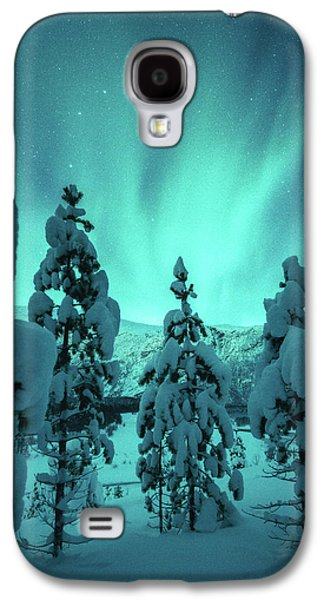 Winterland Galaxy S4 Case by Tor-Ivar Naess