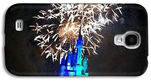 Wishes Fireworks Show Galaxy S4 Case