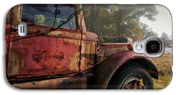 Truck Galaxy S4 Case - Wishful Thinking by Jerry LoFaro