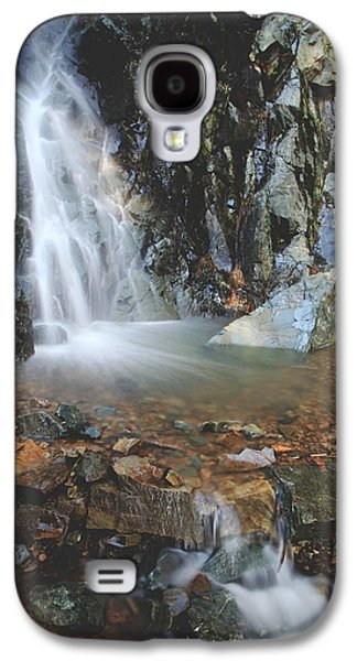With Heart And Soul Galaxy S4 Case by Laurie Search