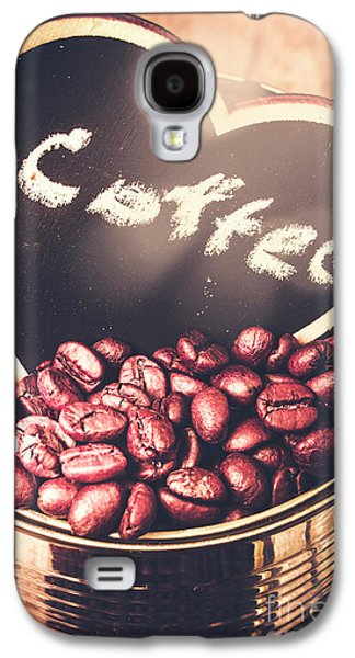 With Light And Coffee Love Galaxy S4 Case by Jorgo Photography - Wall Art Gallery