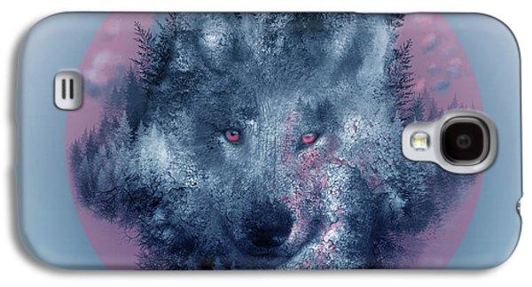 Wolf 2 Galaxy S4 Case