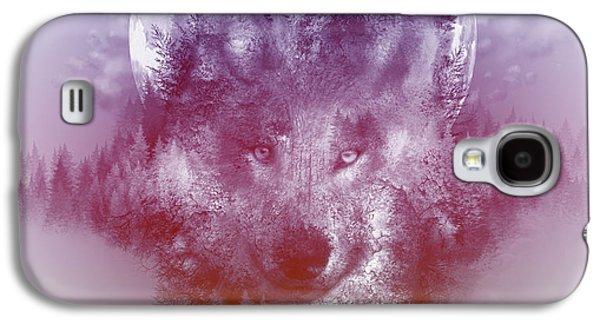 Wolf 3 Galaxy S4 Case