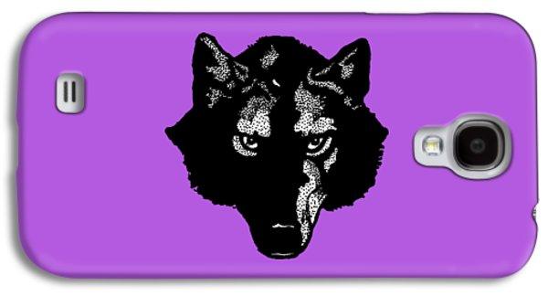 Wolf Tee Galaxy S4 Case