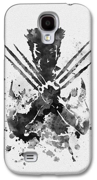 Wolverine Galaxy S4 Case