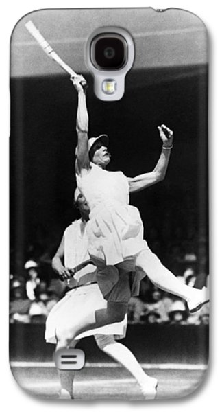 Women's Tennis At Wimbledon Galaxy S4 Case by Underwood Archives