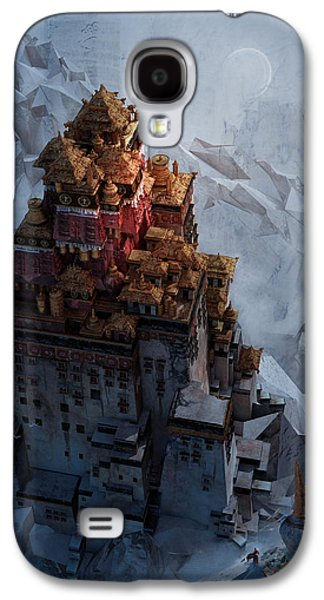 Wonders Holy Temple Galaxy S4 Case
