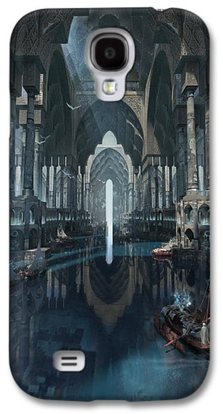 Wonders The Canal Of Isfahan Galaxy S4 Case
