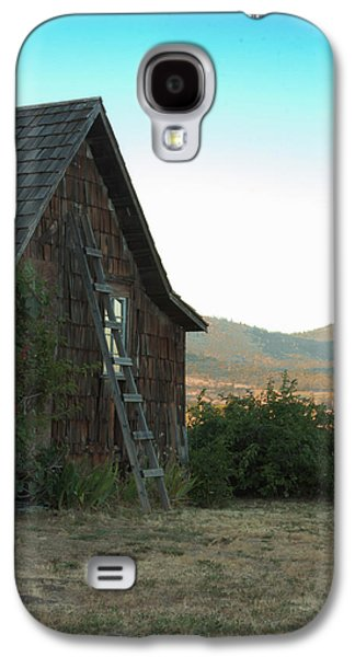 Wood House Galaxy S4 Case