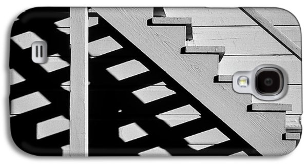 Wooden Stairs Galaxy S4 Case by Garry Gay