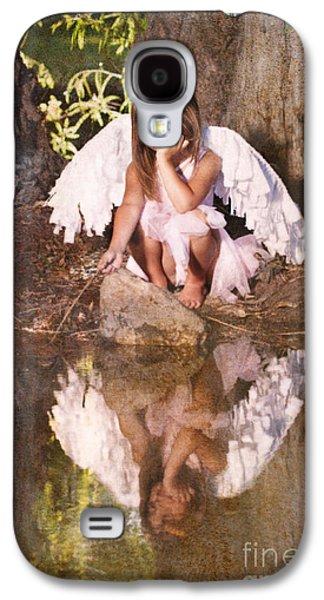 Woodland Fairy Galaxy S4 Case by Cindy Singleton