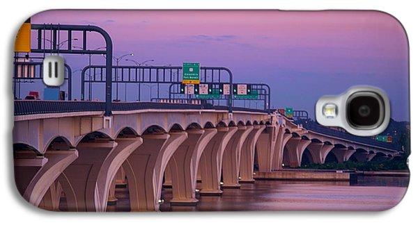 Woodrow Wilson Bridge Galaxy S4 Case