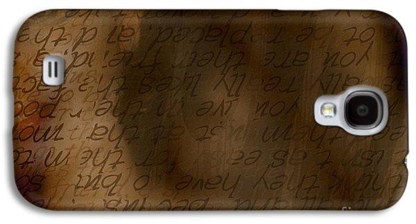 Words Winding Galaxy S4 Case