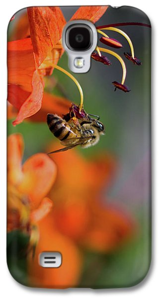 Working Bee Galaxy S4 Case by Stelios Kleanthous