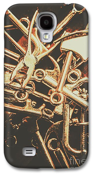 Workshop Abstract Galaxy S4 Case