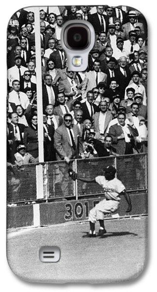 World Series, 1955 Galaxy S4 Case by Granger