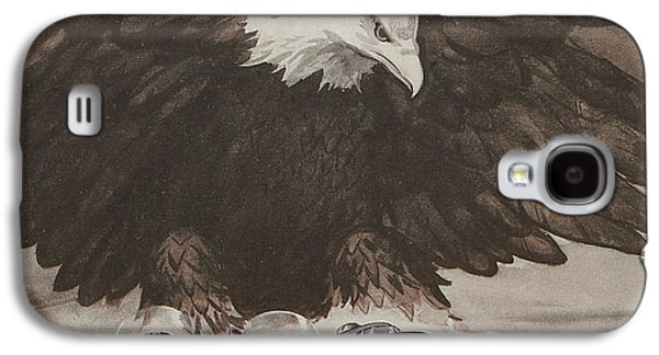 World War II Advertisement Galaxy S4 Case
