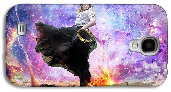 Worship Warrior Galaxy S4 Case by Dolores Develde