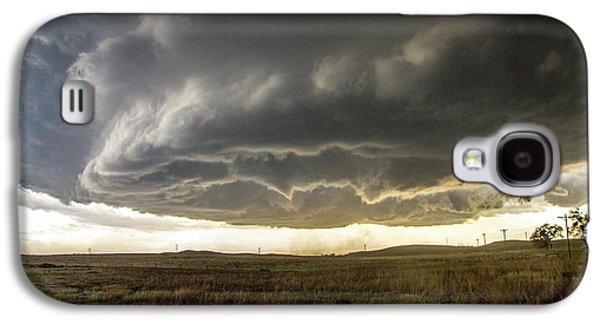 Nebraskasc Galaxy S4 Case - Wray Colorado Tornado 021 by NebraskaSC