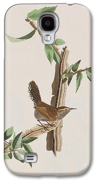 Wren Galaxy S4 Case by John James Audubon