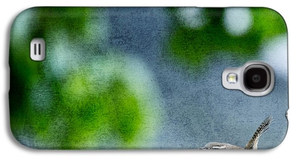 Wren Galaxy S4 Case - Wren by Rebecca Cozart