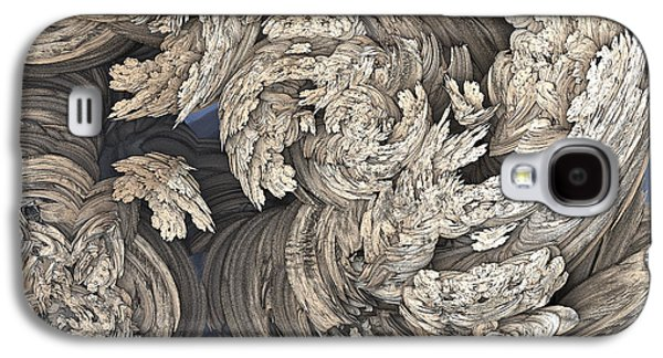 Wrestling With Angels #1 Galaxy S4 Case