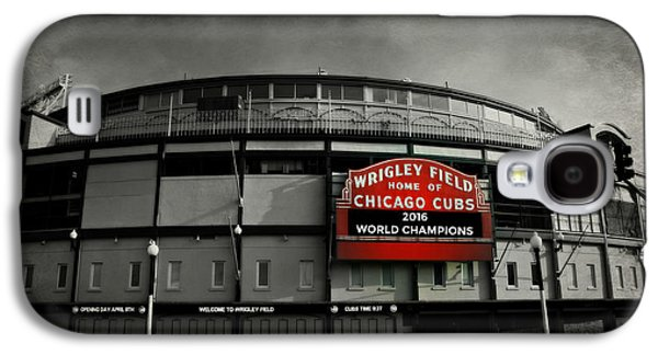 Wrigley Field Galaxy S4 Case