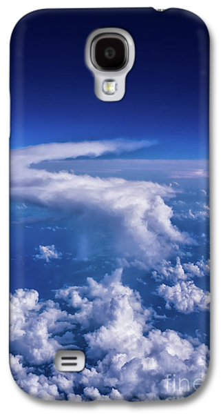 Writing In The Sky Galaxy S4 Case