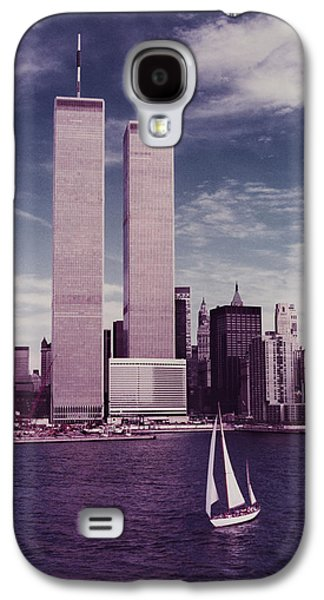 wtc Remembered Galaxy S4 Case by Laura Fasulo
