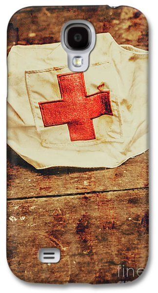 Ww2 Nurse Hat. Army Medical Corps Galaxy S4 Case by Jorgo Photography - Wall Art Gallery