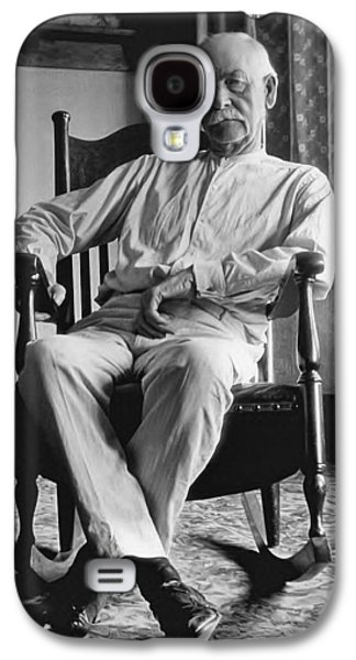 Wyatt Earp 1923 - Los Angeles Galaxy S4 Case