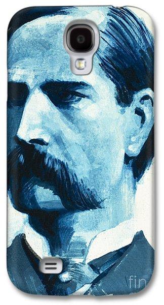 Wyatt Earp Galaxy S4 Case