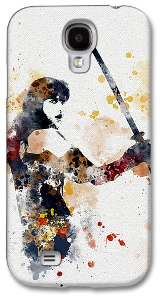 Xena Galaxy S4 Case
