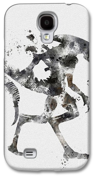 Xenomorph Galaxy S4 Case by Rebecca Jenkins