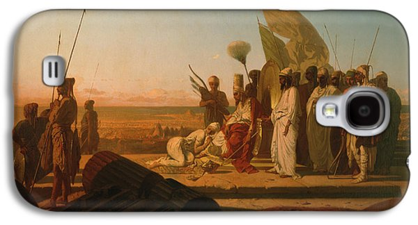 Xerxes At The Hellespont Galaxy S4 Case by Jean Adrien Guignet
