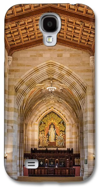Yale University Sterling Memorial Library Galaxy S4 Case