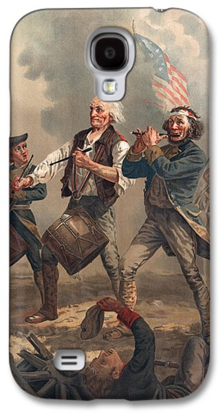 Yankee Doodle Or The Spirit Of 76 Galaxy S4 Case