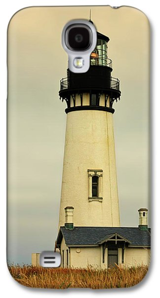 Yaquina Head Lighthouse - Newport Or Galaxy S4 Case