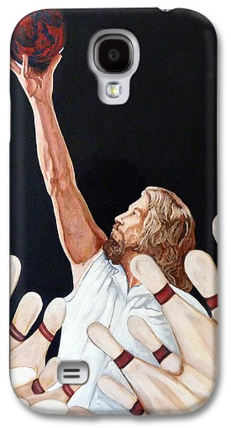 Yeah Yeah Oh Yeah Galaxy S4 Case by Tom Roderick