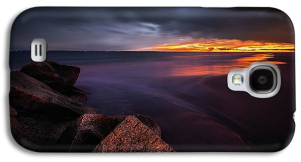 Yellow Mellow Galaxy S4 Case by Edgars Erglis