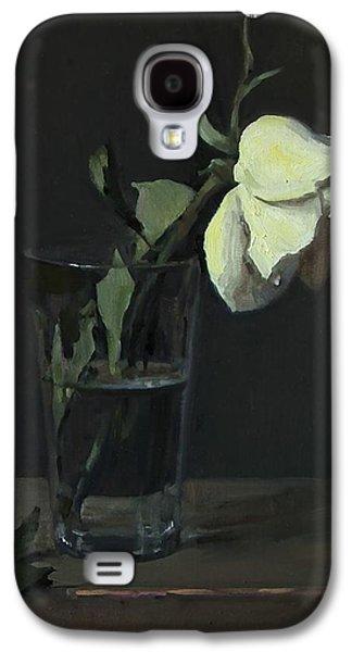 Yellow Rose No. 3 Galaxy S4 Case