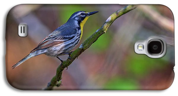 Yellow-throated Warbler Galaxy S4 Case
