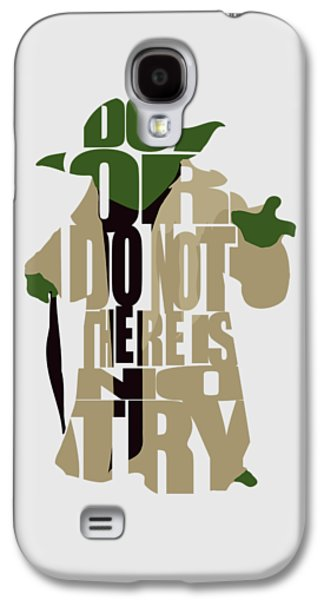 Yoda - Star Wars Galaxy S4 Case