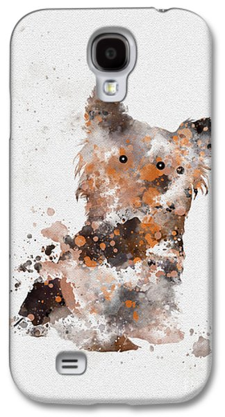 Yorkshire Terrier Galaxy S4 Case