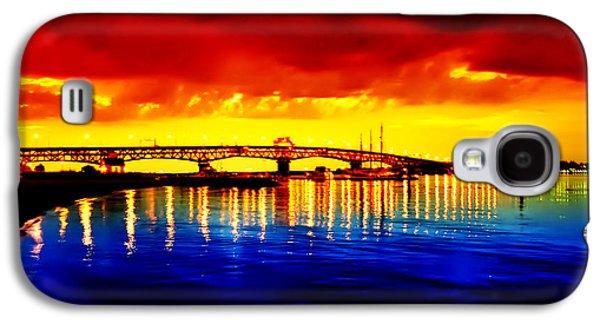 Yorktown Virgina Galaxy S4 Case by Bill Cannon