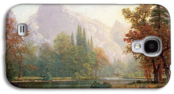 Yosemite Galaxy S4 Case by MotionAge Designs