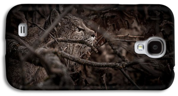 Yosemite Bobcat  Galaxy S4 Case
