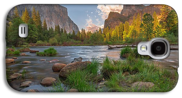 Yosemite Evening Galaxy S4 Case
