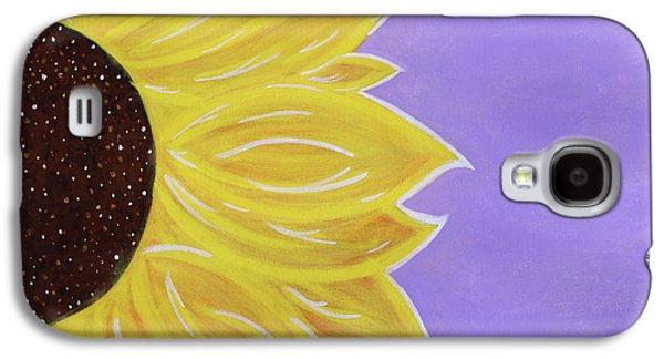You Are My Sunshine Galaxy S4 Case by Cyrionna The Cyerial Artist