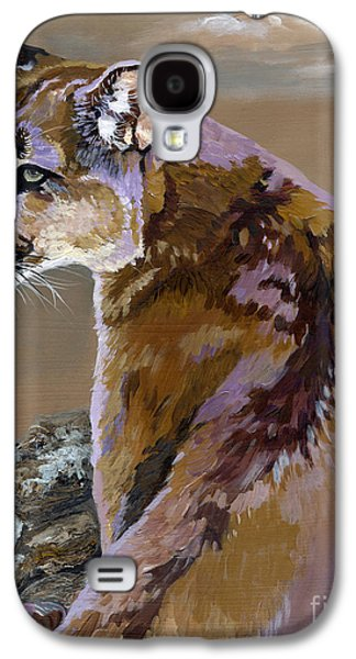 You Talking To Me Galaxy S4 Case by J W Baker